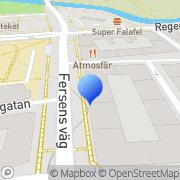 Karta Aeternum Consulting AB Malmö, Sverige