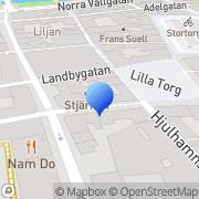 Karta Psl Sverige Malmö, Sverige