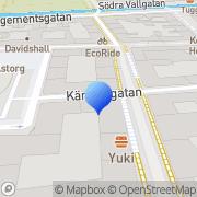Karta Teletek 5060 Malmö, Sverige