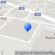 Karte Morawa Ohl Logistics Salzburg, Österreich