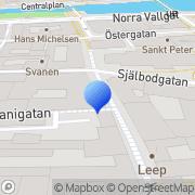 Karta Malmö Tingsrätt Malmö, Sverige