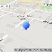 Karta Dan Molin Billeberga, Sverige
