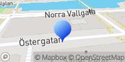 Karta Wenell Management AB Malmö, Sverige
