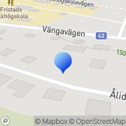 Karta Persson AB, B-Å Fristad, Sverige