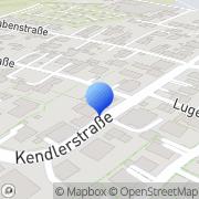 Karte Szentivanyi Günter Salzburg, Österreich