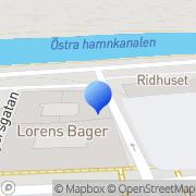 Karta Möbel-Persson Eftr. Malmö, Sverige