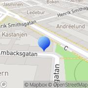 Karta Babuscka Malmö, Sverige