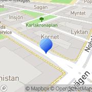 Karta Ettans Kiosk Malmö, Sverige