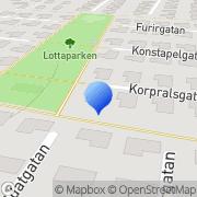 Karta Månsson J R Ingenjörsbyrå Malmö, Sverige