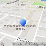 Karte Tierschutzverein Flöha & Umgebung Flöha, Deutschland
