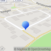 Karta Oj's Verktyg Lidköping, Sverige