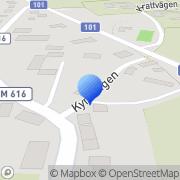 Karta Things i Skåne Vellinge, Sverige