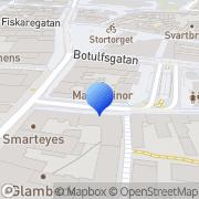 Karta Haspen Holding AB Lund, Sverige
