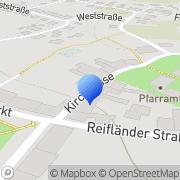 Karte Gebäudereinigung GmbH - Lerche & Neubert Lengefeld, Deutschland