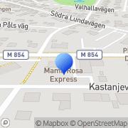 Karta Datanät Hellgren & Nilsson AB Staffanstorp, Sverige