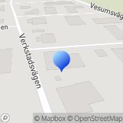 Karta Råmek i Staffanstorp AB Staffanstorp, Sverige