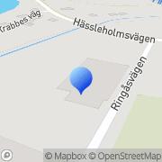 Karta Paddytek AB Örkelljunga, Sverige