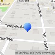 Karta Folke Becker Eslöv, Sverige