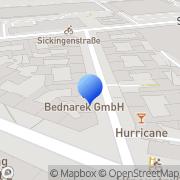 Map Reparaturannahme TURM Berlin, Germany