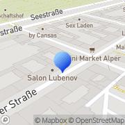 Karte Jalloh, Sefary Berlin, Deutschland