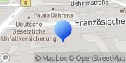 Karte Bohmann Übersetzungen Berlin, Deutschland