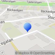 Karta Sukree Nordkvist, Narinun Perstorp, Sverige