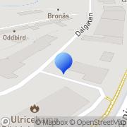 Karta Ulricehamns Persienn & Markis Ulricehamn, Sverige
