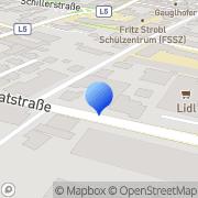 Karte Petz-Druck GesmbH Spittal an der Drau, Österreich