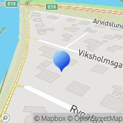 Karta Wahlberg, Lars Harry Karlstad, Sverige