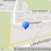 Karta Hs Design Karlstad, Sverige