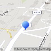 Karta Malin's Fotklinik Markaryd, Sverige