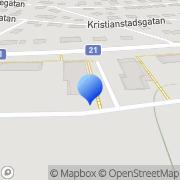 Karta Wilnerzon Web Office Etiketter Tyringe, Sverige