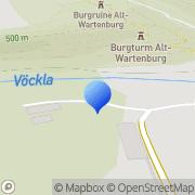 Karte ICT Translations - Dr. Stevens Übersetzungsbüro Vöcklabruck, Österreich