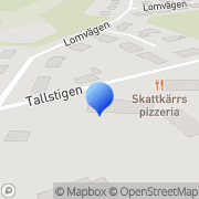 Karta Stall T.B Skattkärr, Sverige