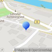 Karte Haas Consulting Dresden, Deutschland