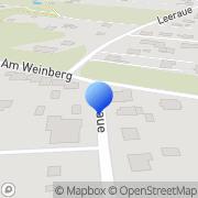 Karte Hotel Alter Weinberg Dresden, Deutschland