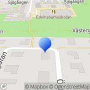 Karta Ystad Ferry Service Ystad, Sverige
