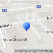 Karta Skaraborgs Gasol & Oljor AB Skövde, Sverige