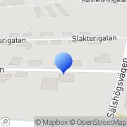 Karta Glifberg, Gunvor Tomelilla, Sverige
