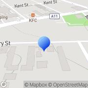 Map Buy Safe Building Inspections Adelaide Payneham, Australia