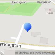 Karta Runa Älmhult, Sverige