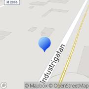 Karta Kristianstads Bil och Svets Kristianstad, Sverige