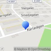 Karta Sernelin, Gerth Ingvar Kristianstad, Sverige