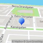 Karta Thai Top Jönköping, Sverige