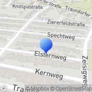 Karte Weber Elektr. Anlagenbau Linz, Österreich