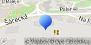 Map Dětský klub Kodymka Prague, Czech Republic