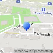 Karte Eisschill Herbert Repräsentanz GMC-Instruments Asten, Österreich