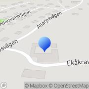 Karta Nämndemansgårdens Bromölla, Sverige