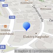 Karte Islamische Jugend Organisation Freistadt, Österreich