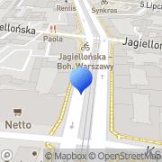 Mapa Plafon 2 Szczecin, Polska